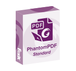 Foxit PhantomPDF Standard 9 Commercial English