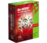 Dr.Web Security Space for Windows